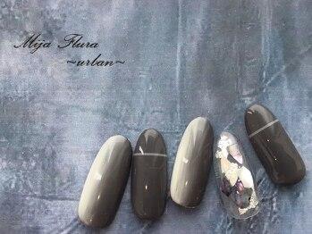 ホームネイルサロン 戸田 ミハ フルーラ(Home Nail Salon Mija Flura)/アーバン I439U