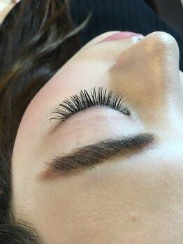 メルシートータルビューティー(MERCI)/眉毛のケアもできます