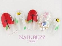 ネイル バズ(NAIL BUZZ)/ゴージャスやり放題90分9000円