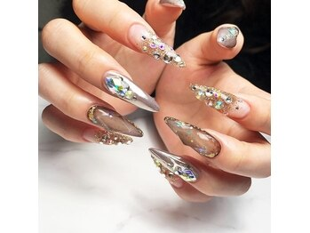 プーキーネイルズ(Pooky nails)(大阪府大阪市西区)