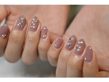 ネイルサロンブラン(nail salon BLANC)/美爪ネイル パール