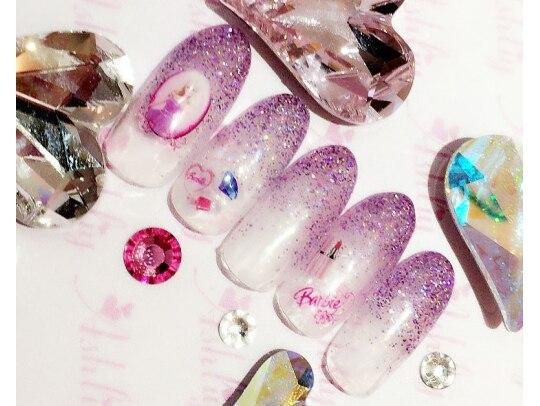 ネイルサロンアンドデコショップ アシュリー 大宮店(Ashliy)/Barbie限定デザインコース¥3980