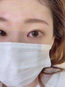 ネイルサロン アイナ 北千住東口店(Aina)/美眉スタイリング+パリジェンヌ