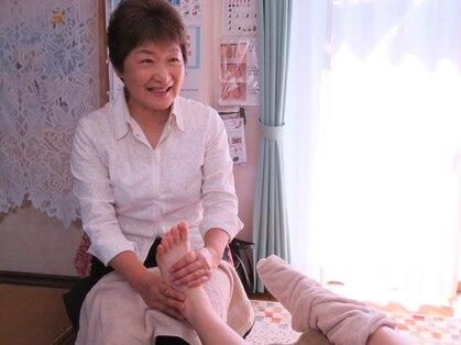 若石 リフレクソロジー 足もみくらぶ。の写真