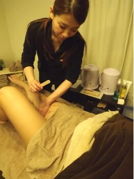 ナチュラルビューティーサロン スピカ(natural beauty salon spica)の写真/女子の新常識!WAX脱毛(1回)でつるつる清潔美肌を手に入れよう♪都度払い&回数券もあるので通いやすい!