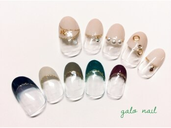 Nail galo_デザイン_02
