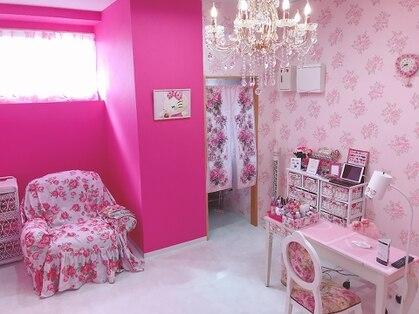 ネイルアンドビューティピンクローズ(Pink Rose)の写真