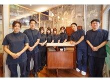 あしまる 武蔵小山店の雰囲気(気さくなスタッフさん達★「ゆっくり深く圧してくれますうよ♪」)