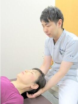 静岡療術整体院の写真/【本格整体肩こりコース100分¥10600→¥9500】この技術でこの価格は「安い」とまで言われる満足度!