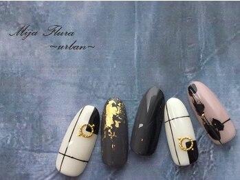 ホームネイルサロン 戸田 ミハ フルーラ(Home Nail Salon Mija Flura)/アーバン I445U