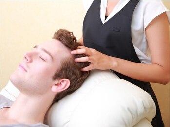 """ミスターヘッド(Mr.HEAD)の写真/≪ドライヘッドスパ専門店≫日常生活で酷使する頭/脳/目のお疲れを癒す""""至極のひととき""""をご提供します♪"""