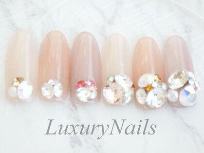 ラグジュアリーネイルズ カワグチ(Luxury Nails Kawaguchi)の写真