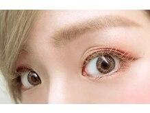 ダズルアイラッシュ 綾瀬(Dazzle eyelash)の雰囲気(カラーエクステも同価格でご案内できますのでご相談ください♪)