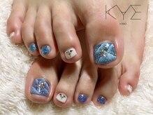 キーバイマグ(KYE by Mag)/波ネイル☆