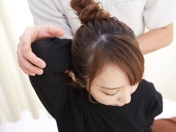 Kトータルビューティ(K.total beauty)の写真/辛い首肩のお悩みを改善!