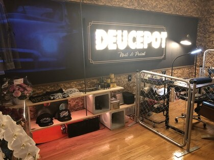 デュースポット(DEUCEPOT)の写真