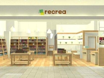 リラクゼーションサロン recrea(レクリエ) イーアス高尾店(八王子・町田/リラク)の写真