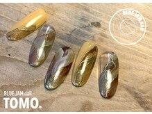 ブルージャムネイル(BLUE.JAM.nail)/10月キャンペーンデザイン