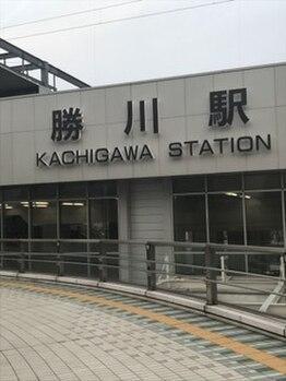 ポーラ ザ ビューティ 勝川店(POLA THE BEAUTY)/勝川駅から徒歩10秒です
