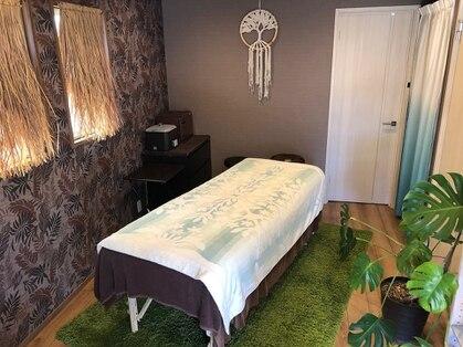 ハワイアン ロミロミ サロン ナイア(Hawaiian lomilomi salon Naia) image