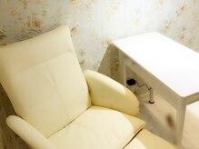 ネイルズヴィアンカ(Nail's Vianca)の雰囲気(美容院の中にありながら個室で施術が受けれる♪)