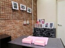カルフール ロハス ネイル 草加東口店(Carrefour LOHAS nail)の雰囲気(◆お客様にHAPPYを届けます◆ジェルネイル・スカルプお任せ!)