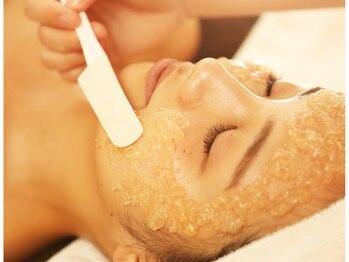 頭美人 肌美人 イーオースパ リアルプロ(EO SPA × REAL PRO)/お肌の水分量が劇的にアップ