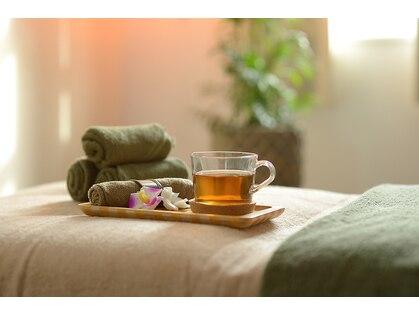 Thai & Relaxation amber 【アンバー】