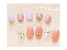 リロウ(relow)/3月キャンペーンアート☆1,2