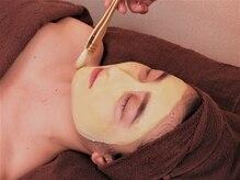 肌トラブル改善専門店 アクール 恵比寿店(Accueil)の雰囲気(とろ~り温かい温熱イオンパック。寝ている間に肌質が改善。)