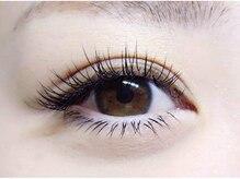 ボネール(nail & eyelash Bounail)/抗菌セーブル 片方上75本 下20本