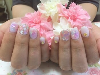 Nailsalon Rosy_デザイン_06