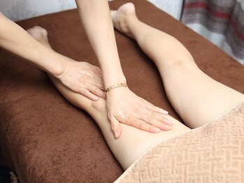 揉みよしの写真/足のむくみ・だるさ・重さが気になる方にオススメ◎ほどよい力加減で足のむくみをスッキリ解消!
