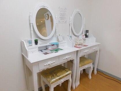 ビューティ チアラボ 京都店(beauty cheer LAB)の写真