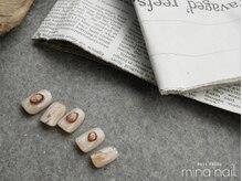 ミーナネイル(mina nail)/DESIGN PLUS 9,200円