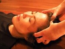 クサラ ハーン 2号店の雰囲気(固くなってしまった頭を柔らかく。お顔のラインにも効果的◎)