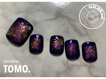 ブルージャムネイル(BLUE.JAM.nail)/今月のキャンペーン☆【フット】