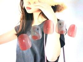 【ツメコ】フラミンゴネイル
