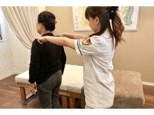 ミント 西明石店(minto)の雰囲気(身体の歪みや姿勢、症状や根本原因をしっかりと検査します。)