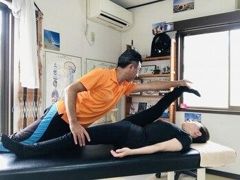 サポートスリムの写真/【ダイエット革命★ボディメイクダイエット¥10780】姿勢・呼吸改善+柔軟で基礎代謝UP◎体型改善を根本から!