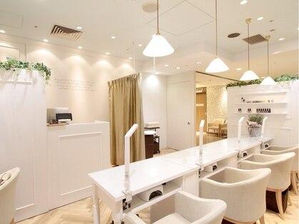 ネイルサロン ジュレ MIO店(Nail Salon jurer)の写真