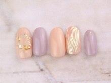 レイ ネイルアンドセレクトショップ(Lei Nail&Selectshop)/- spring nail -