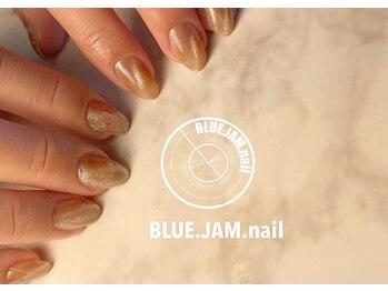 ブルージャムネイル(BLUE.JAM.nail)/FREEDOMコ-ス☆design by YUKIKO