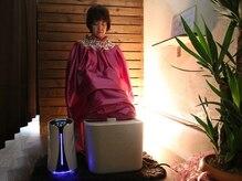 ココイロ カラーズ(cocoiro)の雰囲気(オプション水素足浴15分¥1000☆さらに効果◎)