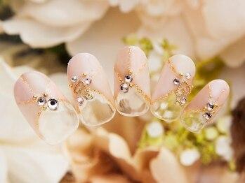 ネイルサロン ブリエ(briller)の写真/高技術×高品質のネイルでワンランク上の指先が叶う☆オフィスや日常使いに最適なシンプル可愛いネイルに♪
