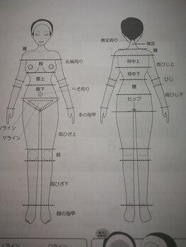 ミミー(MiMe)/脱毛パーツ