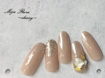 ホームネイルサロン 戸田 ミハ フルーラ(Home Nail Salon Mija Flura)/クラッシー I431C