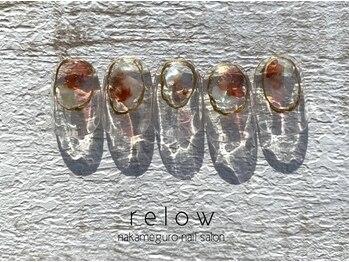 リロウ(relow)/インクアート×ニュアンス