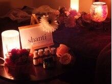 シャンティ(shanti)の雰囲気(数種のアロマオイルからお好みの香りをブレンドお選びください☆)
