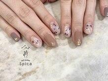 ネイルアトリエ スピカ(nail atelier Spica)の雰囲気(アートだけでなく丁寧なウォータケアに美しいフォルムも♪)